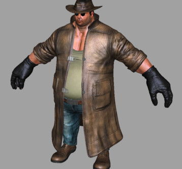 3D Character – Spy