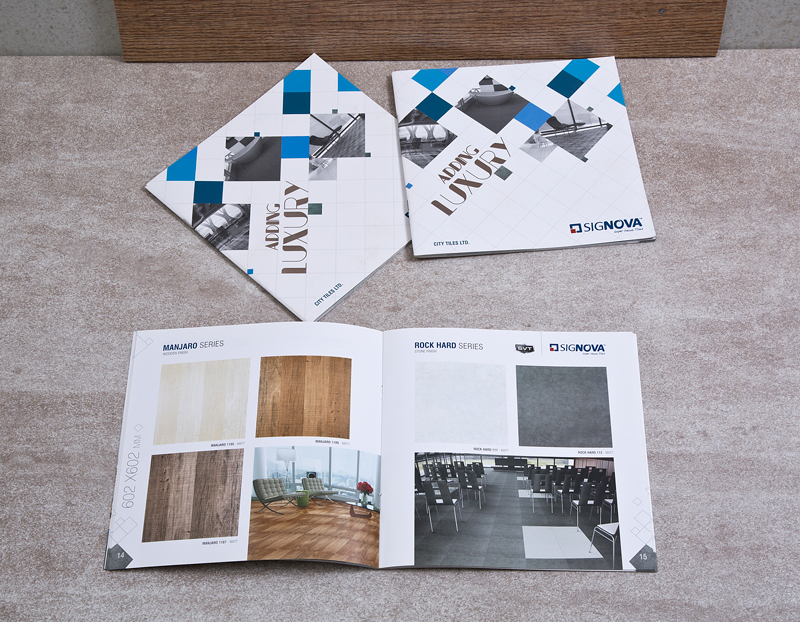 Signova Brochure Design