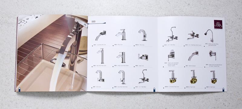 Flitz Brochure Design